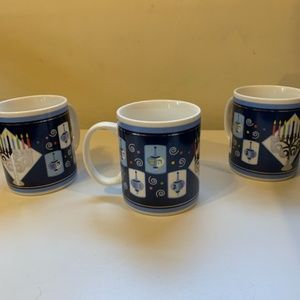 Other - Chanukah Mugs